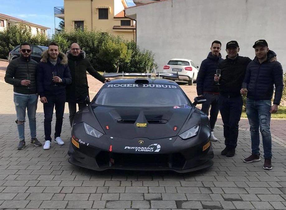 Lamborghini Huracàn Supertrofeo: una magnifica new-entry nella famiglia CLG Bloise Motorsport