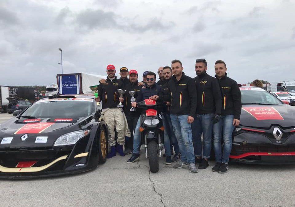 CLG Bloise Motorsport grande protagonista nel Trofeo del Levante