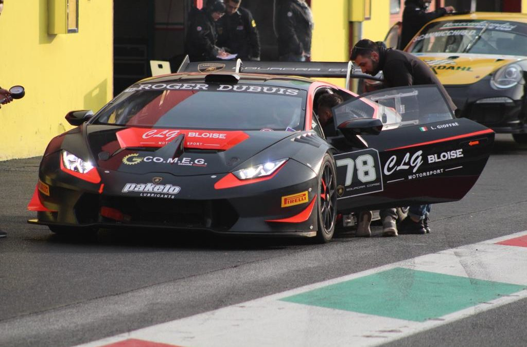 Il team CLG Bloise Motorsport cala il tris per il Trofeo Super Cup 2019
