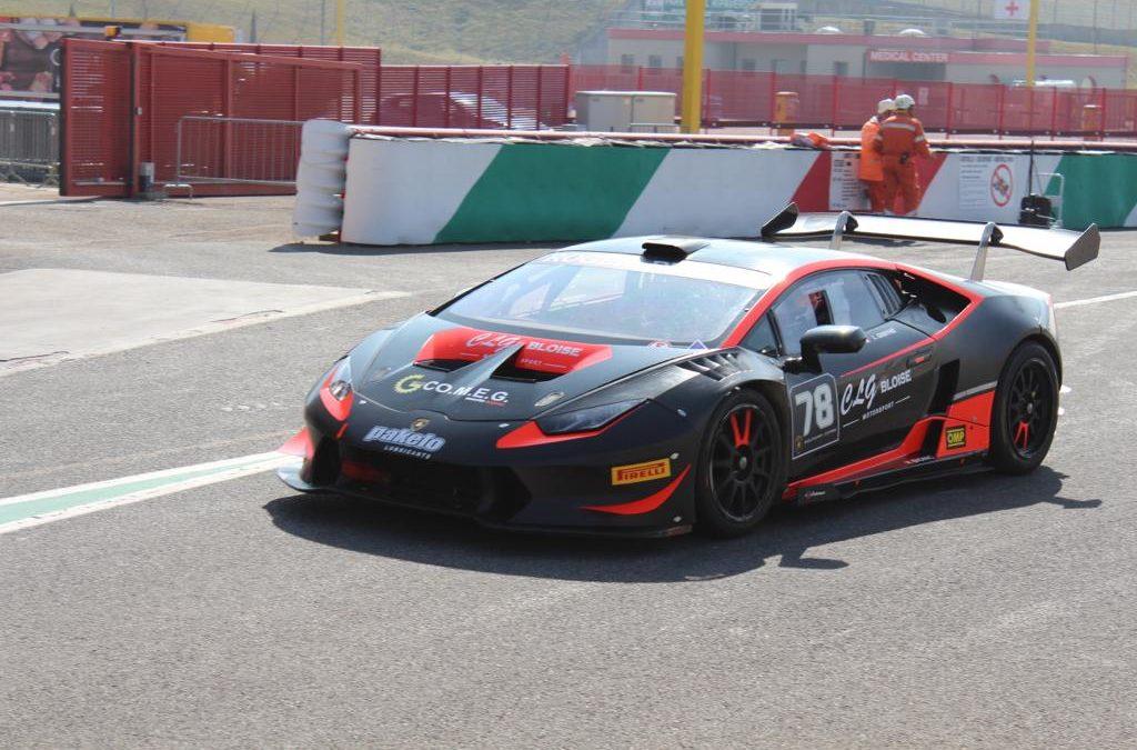 Scatta dall'Umbria la stagione 2019 del team CLG Bloise Motorsport