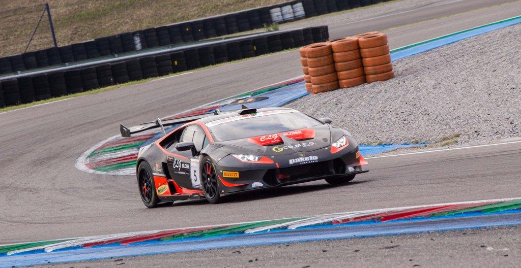 Splendido successo per il team CLG Bloise Motorsport con Simone Iaquinta a Franciacorta