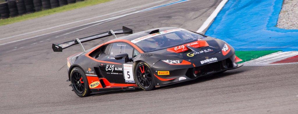 Il team CLG Bloise Motorsport a Imola per difendere la leadership nella Supercars Series