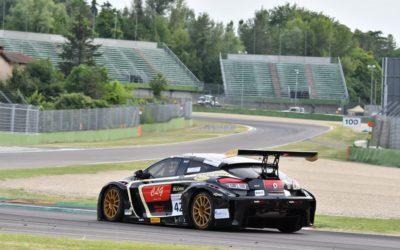 Podio di classe per CLG Bloise Motorsport dopo un week-end in salita a Imola