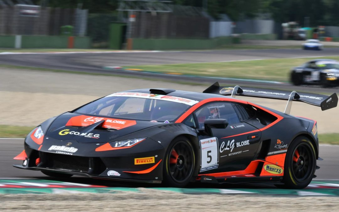 Attacco a due punte per il team CLG Bloise Motorsport a Vallelunga